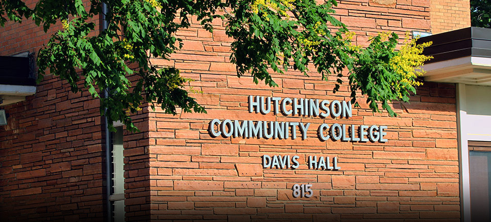 Hutchinson Community College campus photo