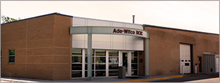 Front view of Ade-Wifco Building