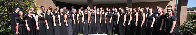 Choir group photo